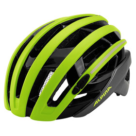 Alpina Campiglio Bike Helmet green/black
